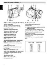 Buy Hitachi VMH620A Service Manual by download Mauritron #286954