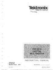 Buy Tektronix DM501A Combined by download Mauritron #325712