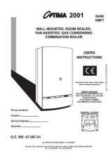 Buy Ferroli OPTIMA 2001 USER by download Mauritron #324270