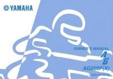 Buy Yamaha 3GX-28199-33 Motorcycle Manual by download #334102