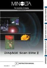 Buy Konica DSE II HW&SW E Scanner Operating Guide by download Mauritron #320720