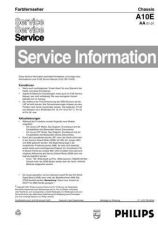 Buy NAP Sm A10E-Aa-Update Service Manual by download Mauritron #323566
