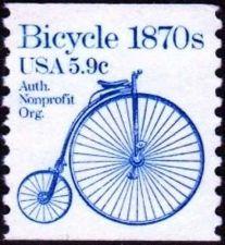 Buy 1982 5.9c Bicycle Scott 1901 Mint F/VF NH