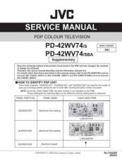 Buy JVC YA029D Service Manual by download Mauritron #278532
