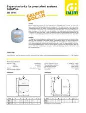 Buy Honeywell caleffi expansiontank Operating Guide by download Mauritron #316666