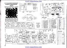 Buy Trader Sheet - Marconi T19A by download Mauritron #315874
