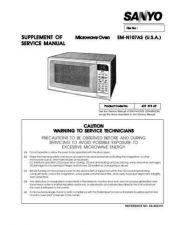 Buy Hitachi EMP672WS(SM860245) Service Manual by download Mauritron #290244