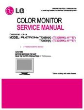 Buy LG T730 Service Manual by download Mauritron #322543