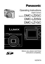 Buy Panasonic DMC-LZ2PP Manual by download Mauritron #298882