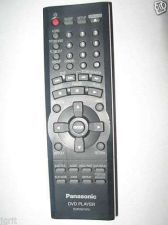 Buy Panasonic remote control EUR7621070 - DVDS23 DVDS25 DVDS25P DVDS25U DVD player