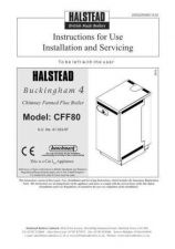 Buy Halstead BUCKINGHAM 4 CFF 80 INSTALL by download Mauritron #324520