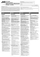 Buy JVC KV-C1000 Service Manual by download Mauritron #282551