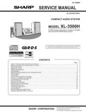 Buy JVC XL3500H_SM_GB Service Manual by download Mauritron #278442
