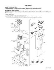 Buy JVC GR-D200US PART Service Manual by download Mauritron #279083