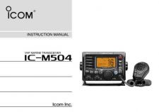 Buy Icom ICF3011 MANUAL Land Mobile Operating Guide by download Mauritron #317330