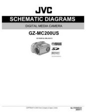 Buy JVC GZ-MC200US sch Service Manual by download Mauritron #280942