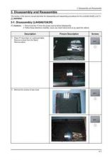 Buy 20080714181902468 03 DISASSEMBLY AND REASSEMBLE Manual by download Mauritron #303113