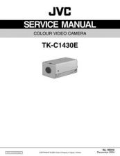 Buy JVC hs016 Service Manual by download Mauritron #281535