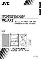 Buy JVC FS-S57-2 Service Manual by download Mauritron #280445