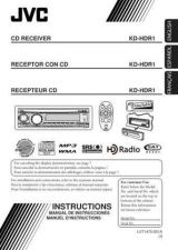 Buy JVC KD-HDR1 Service Manual by download Mauritron #275023