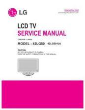 Buy LG MFL41370002_42LG50-UA_3 Manual by download Mauritron #305743