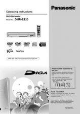 Buy Panasonic DMR-ES20_ES Manual by download Mauritron #299014