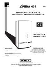 Buy Ferroli OPTIMA 601 INST by download Mauritron #324275
