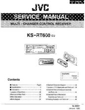 Buy JVC KS-RT55 Service Manual by download Mauritron #282522