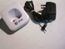 Buy white AT T REMOTE CHARGER BASE w/PSU = CL82509 CL84209 CL81309 charging cradle