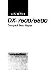 Buy Onkyo DX7711om Service Manual by download Mauritron #330870