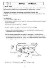 Buy Hitachi DV10DVA Tool Service Manual by download Mauritron #319895
