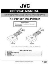 Buy JVC KSN60 Service Manual by download Mauritron #282493