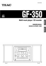 Buy Teac GF350 CorrectionSTL103 Operating Guide by download Mauritron #318737