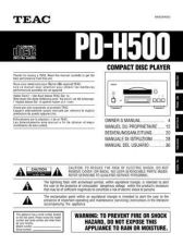 Buy Teac PDH600EFS Operating Guide by download Mauritron #319131