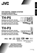 Buy JVC TH-P5-10 Service Manual by download Mauritron #283885