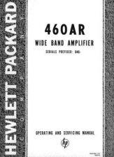 Buy Hewlett Packard 460AR-SN-046 by download Mauritron #326645