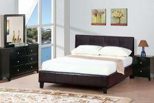 """Buy Comforter 8"""" Inch Queen Bedroom furniture set 5 Pc Bed Frame Dresser Mattress"""