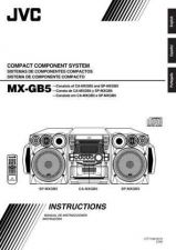 Buy JVC MX-GB5-4 Service Manual by download Mauritron #282831