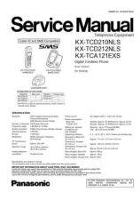Buy Panasonic TCD210NL(1) Manual by download Mauritron #301983