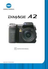 Buy Konica D A2 E Camera Operating Guide by download Mauritron #320665