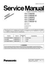 Buy Panasonic T7565NE_SUP5_RU_SUP2_SP_SUP4 Manual by download Mauritron #301780