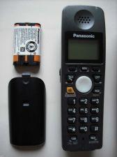 Buy cordless KX TGA600B Panasonic handset - TG56051B TG60XX phone 5.8 GHz telephone