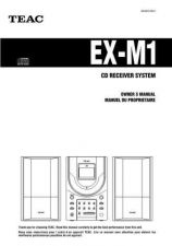 Buy Teac EX-M3E Operating Guide by download Mauritron #318708