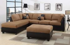 Buy Sectional Sectionals Sofa Couch Loveseat Couches with FREE OTTOMAN