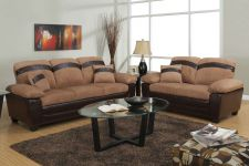 Buy Sofa Set Sofa Furniture Microfiber Sofa Couch 2 Pc Living room Set Sofa Loveseat