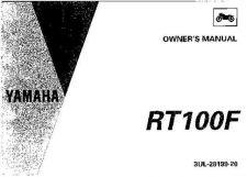 Buy Yamaha 3UL-28199-20 Motorcycle Manual by download #334176