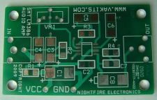 Buy SMT LM386 Audio Amplifier Kit with SMT PCB (#1700)