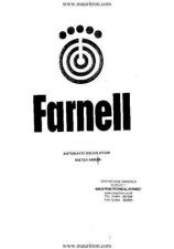 Buy FARNELL. AMMB. Service by download Mauritron #327452