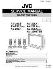 Buy JVC AV-27F475S Service Manual by download Mauritron #332042
