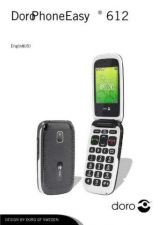 Buy Doro PhoneEasy 611 v11(r5932) Operating Guide by download Mauritron #331205